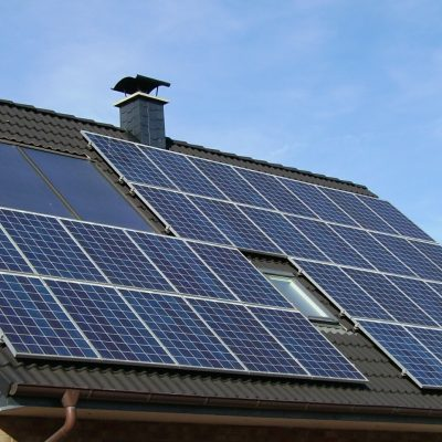 home-solar pv and solar thermal -solaranna