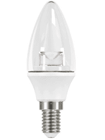 E14 3.8W 250lm 2700K Non-Dimmable by ZEROhomebills