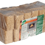 ECO Wood Briquettes RUF QUAD Beech 10kg pack