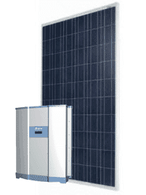 50kw solar package luxor solar panels with delta rpi m50a 12s. Black Bedroom Furniture Sets. Home Design Ideas