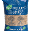 ECO Wood Pellets Beech I 6 mm 15kg pack