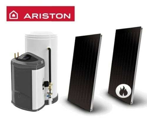 Solar Thermal Package Ariston KAIROS MACC CD1 200/2 TR with 200l cylinder