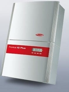 Fronius IG Plus 50 4kW 1 phase Solar Inverter by ZEROhomebills