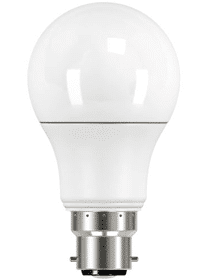 LED Bulb B22 6.3W 470lm 2700K Non-Dimmable