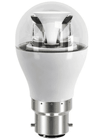 LED Bulb B22 6.5W 470lm 2700K Dimmable gl by ZEROhomebills