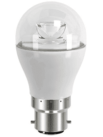 LED Bulb B22 6W 470lm 2700K Non-Dimmable star by ZEROhomebills