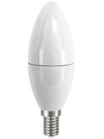 LED Bulb E14 6.5W 470lm 2700K Dimmable op by ZEROhomebills by ZEROhomebills