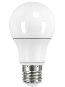 LED Bulb E27 6.3W 470lm 2700K Non-Dimmable