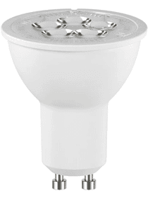 LED Spot GU10 5.5W 345lm 3000K Dimmable by ZEROhomebills