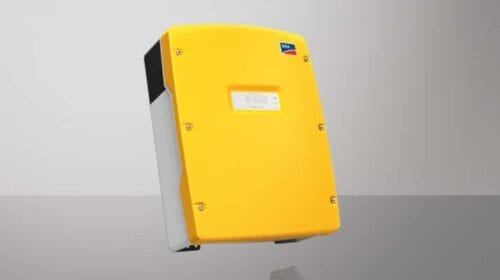 Self Consumption 6 kW Battery Inverter SMA Sunny Island 6.0H