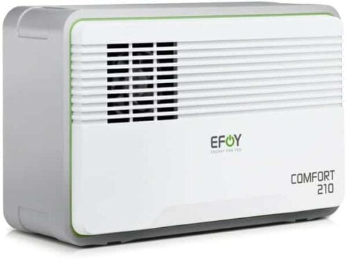 105W EFOY COMFORT 210 Fuel Cell Set