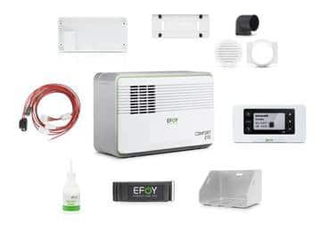 72W EFOY COMFORT 140 Fuel Cell Set 2