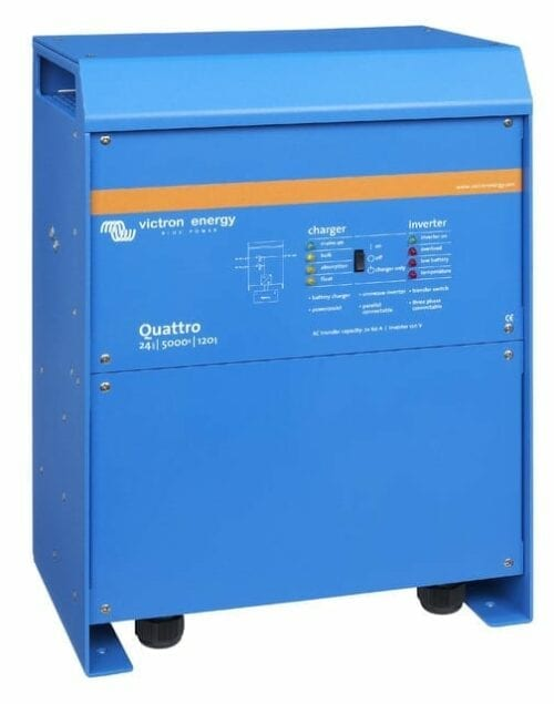 Victron Quattro 5kW 48V Inverter and Charger