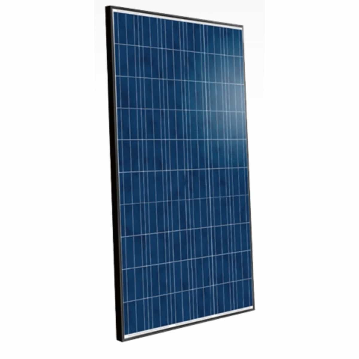 Solar Pv Panel Benq Green Triplex 260 Wp Poly Black Frame