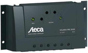 Steca PRS 1515 Solar Charge Controller 12 - 24 V