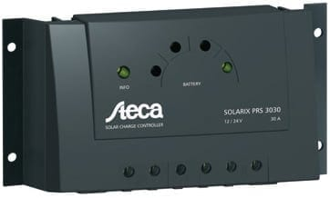 Steca Solaris PRS 3030 Solar Charge Controller 12 - 24 V
