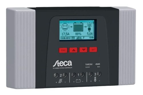 Steca Tarom 4545 Solar Charge Controller 48V 45A