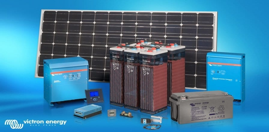 off grid solar kits and packages