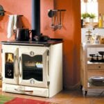 La Nordica Cooker Stove Suprema CREAM 2 on ZEROhomebills