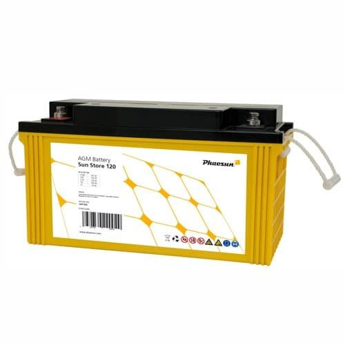 AGM Battery Phaesun Sun Store 140 Maintenance Free 154 Ah