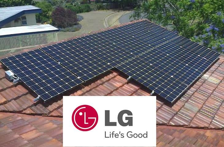 All LG modules now come with 25 year Product Warranty