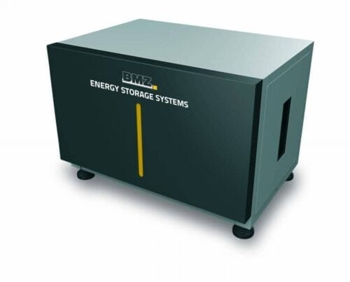 Bmz Ess 7 0 Modular Energy Storage System Bmz Battery