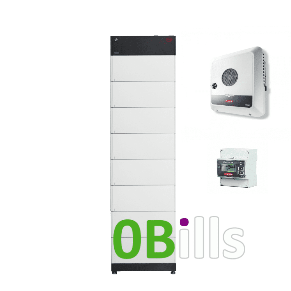 BYD 22.08 KWH Solar Battery Storage with SYMO GEN24 10.0 Plus