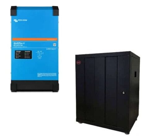 BYD B-BOX Pro 13.8 kW Battery Storage with Victron MULTIPLUS-II speicherpaket