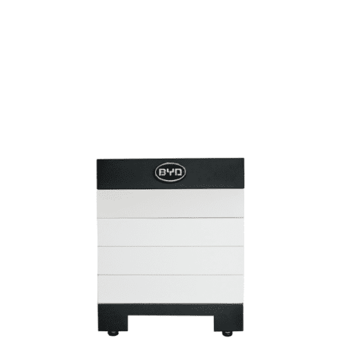 BYD High Voltage B-Box H 5.1 kW Solar Battery Storage