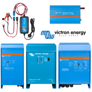 Solar Battery Inverters and Inverter-chargers
