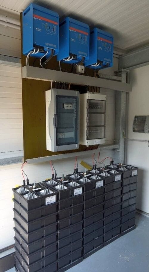 Bluesky-s-Greenrock-a-safe-saltwater-energy-storage-system with Victron
