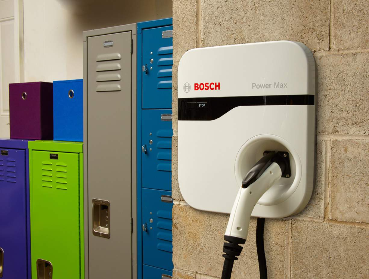 Bosch Power Max Evse Charging Station 30amp 25 Cord
