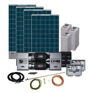 DIY Off-Grid Solar Kits and Packages on zerohomebills.com by solaranna