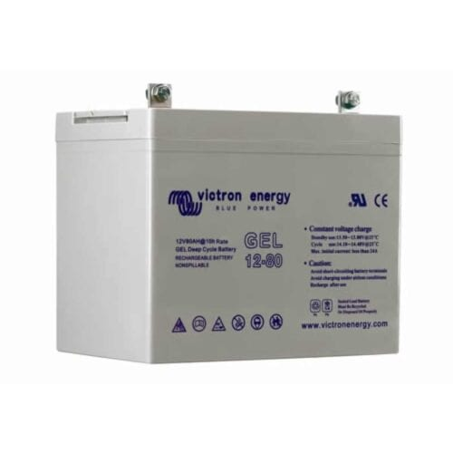 Victron 12V 60Ah Gel Deep Cycle Battery