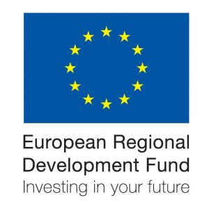 EU flag regional development fund logo on zerohomebills.com by solaranna 300