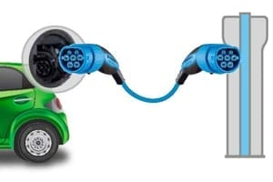 EV Charger Type 3