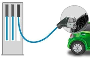 EV Charger Type 4
