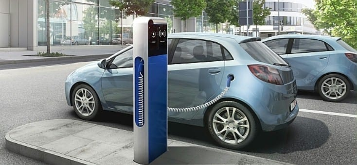 EV Charging at Bosch locations in Germany