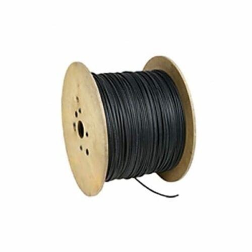 Eland 10mm² single-core solar DC cable 100m - Black