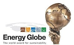 The winner of the National Energy Globe Award 2014