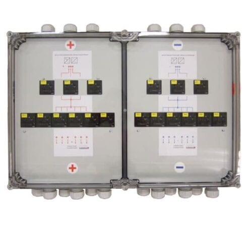 Enwitec Master Unit for 6 Battery Storage Systems