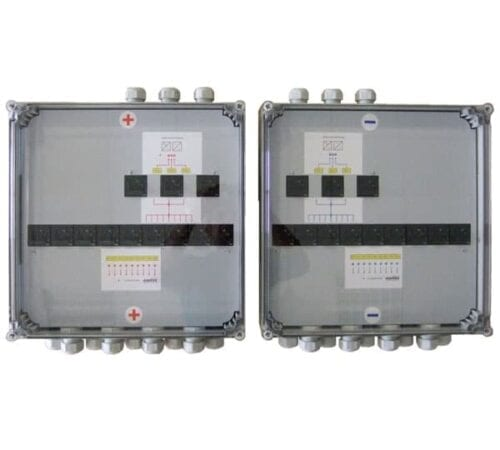 Enwitec Master Unit for 9 Battery Storage Systems