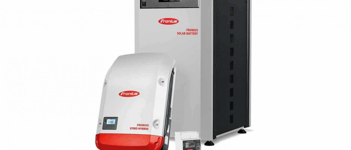 Fronius Solar Batteries to be discontinued from July 2019