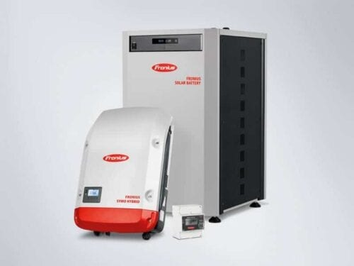 Fronius Solar Battery Package 10.5kW with Fronius Symo Hybrid