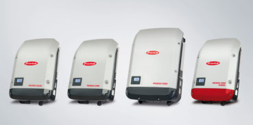 Fronius Solar Inverters Primo, Symo and Galvo series