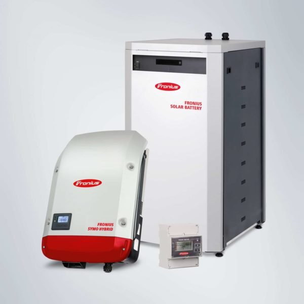 fronius symo hybrid 5 0 3 s 5kw solar inverter. Black Bedroom Furniture Sets. Home Design Ideas