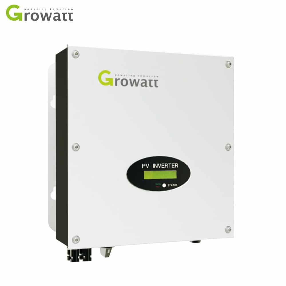 GROWATT 3000 Dual MPPT 3 kW Solar Inverter
