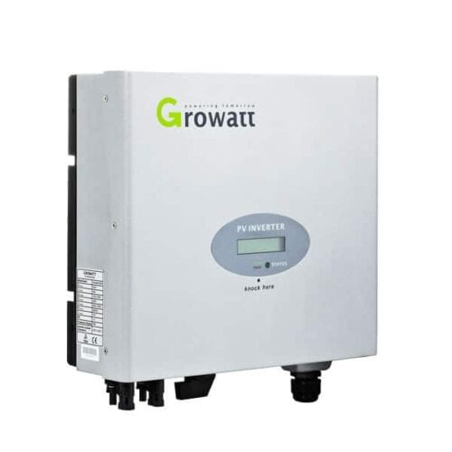 GROWATT 3000 Single MPPT 3 kW Solar Inverter