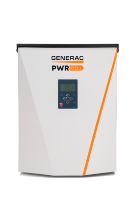 Generac PWRcell INVERTER FRONT