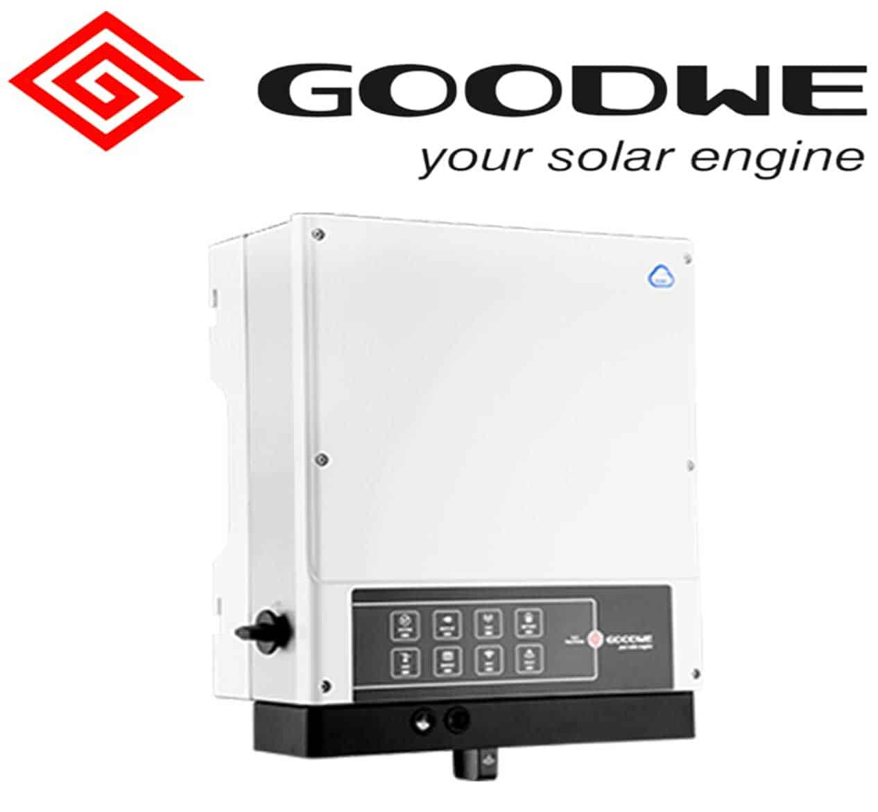 Goodwe GW3600S-BP AC coupled 3680W Battery Charger / Inverter